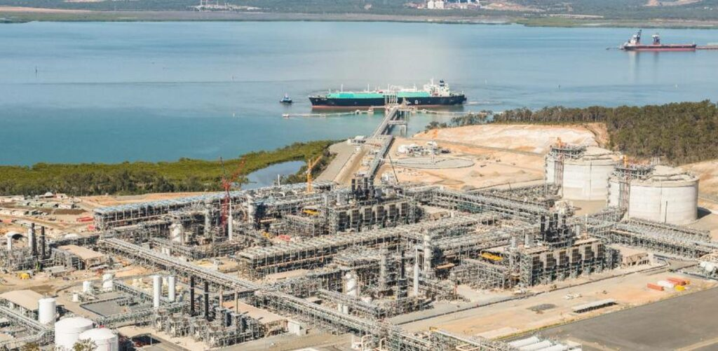 TotalEnergies, GIP in Gladstone LNG agreement