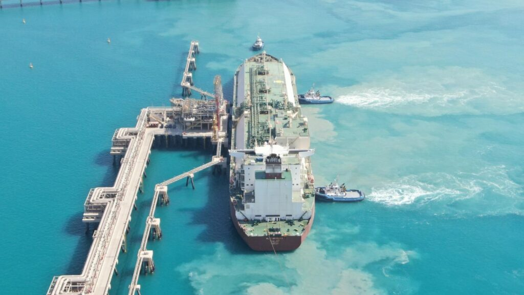 KIPIC receives first LNG cargo at Al-Zour terminal