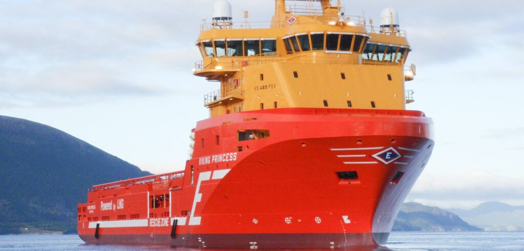 Gasnor and Wintershall Dea sign LNG bunker supply deal