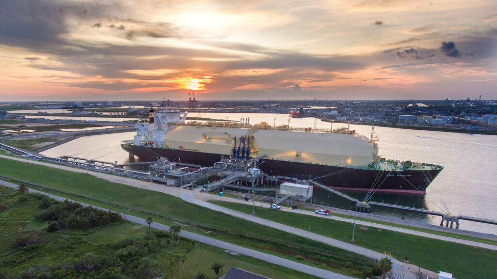 GIP puts up for sale its stake in Freeport LNG