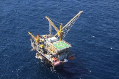 Shell - Dolphin platform