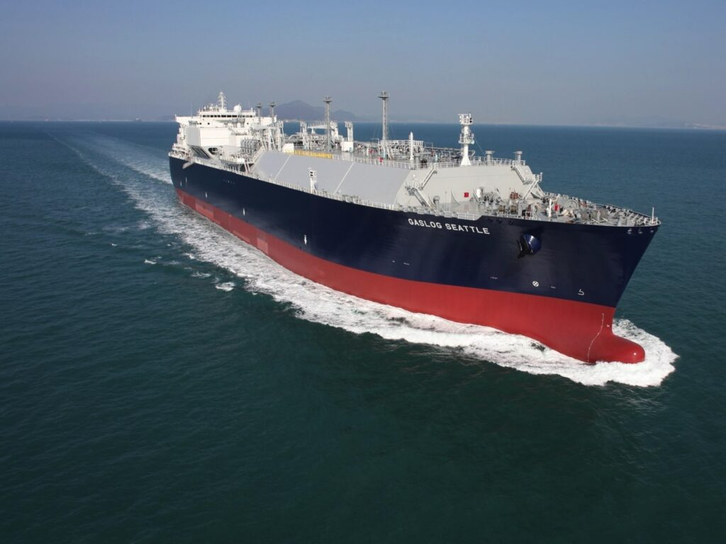 GasLog Partners and TotalEnergies sign another charter deal