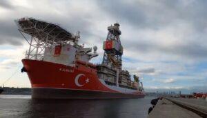 Kanuni drillship - TPAO