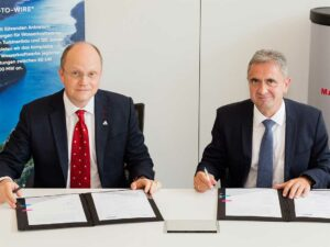 MAN Energy and ANDRITZ join in green hydrogen production