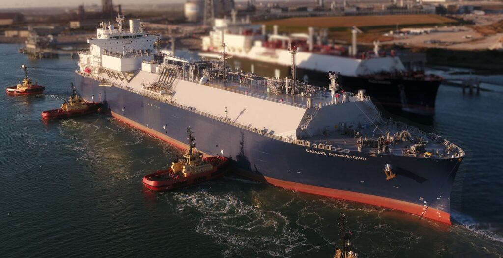 EIA: US weekly LNG exports fall, Henry Hub spot price rises