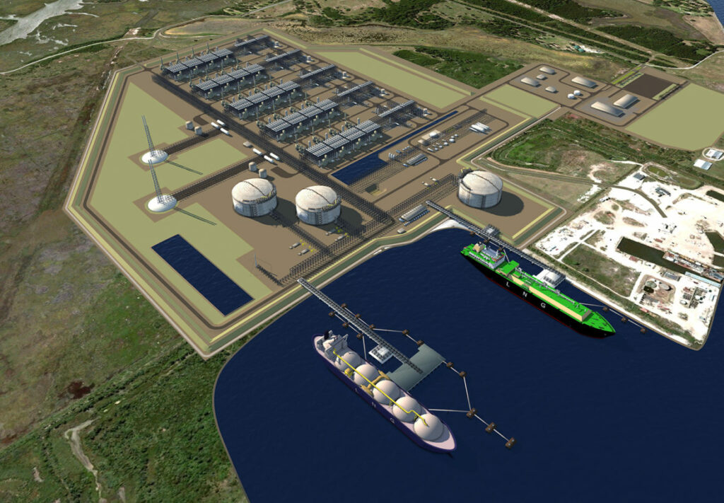 Tellurian and Shell sign deal for 3 mtpa from Driftwood LNG