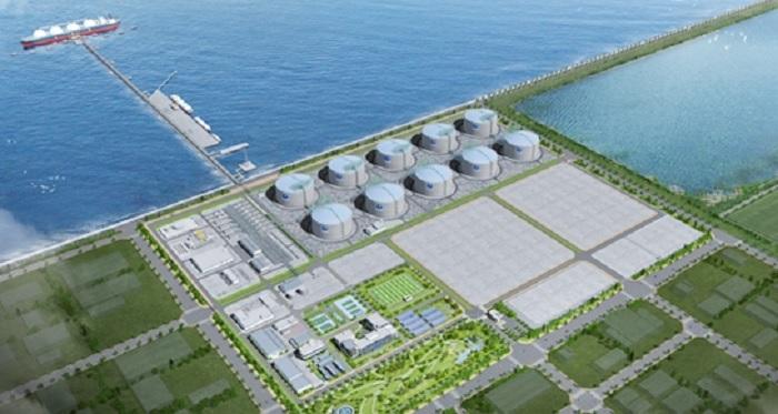 Doosan Heavy wins $531m Dangjin LNG tank order from Kogas