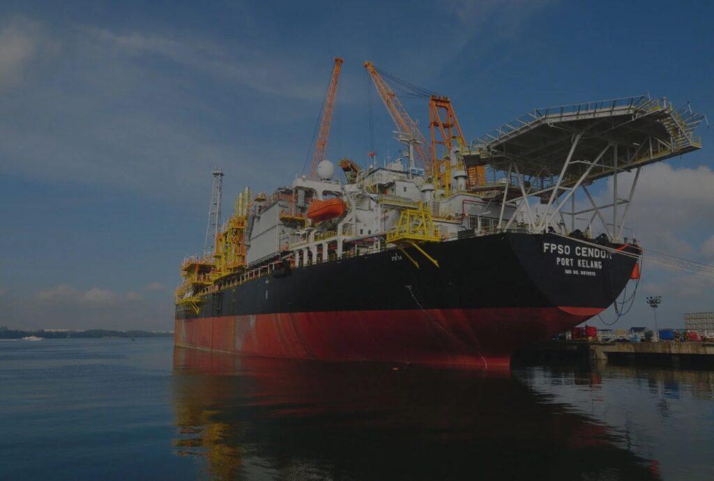 FPSO Cendor - Petrofac