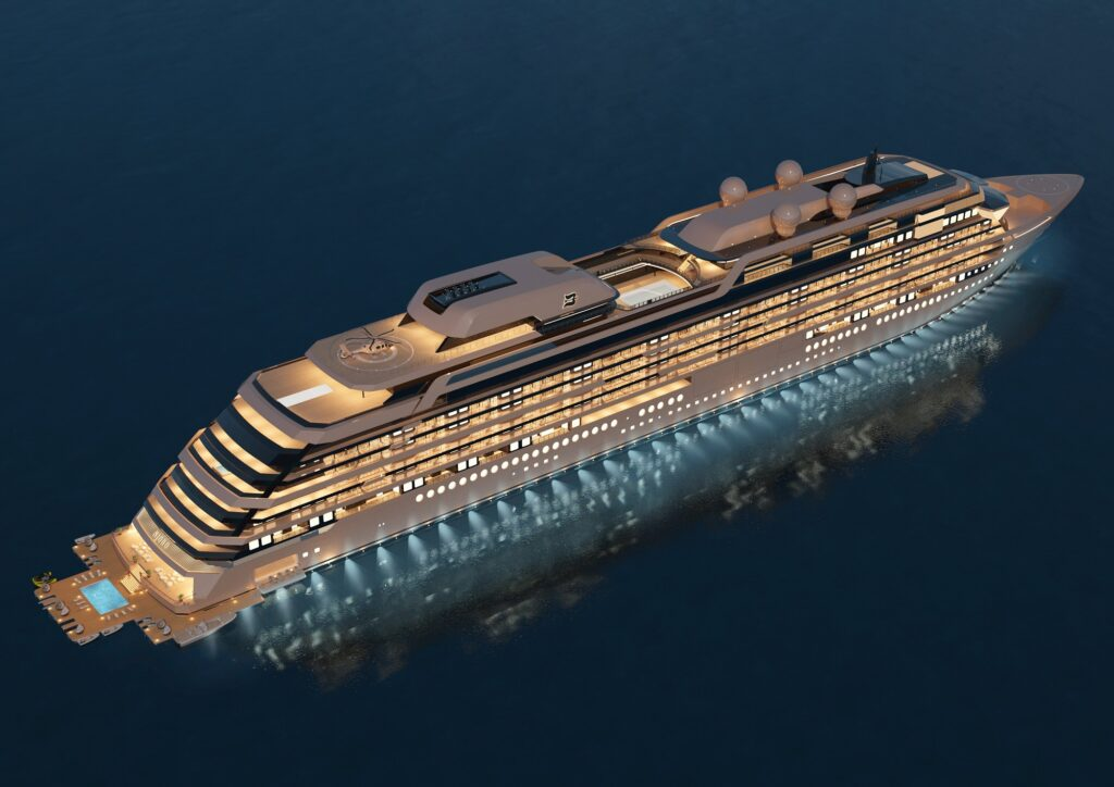 Meyer Werft wins order for LNG-powered luxury yacht