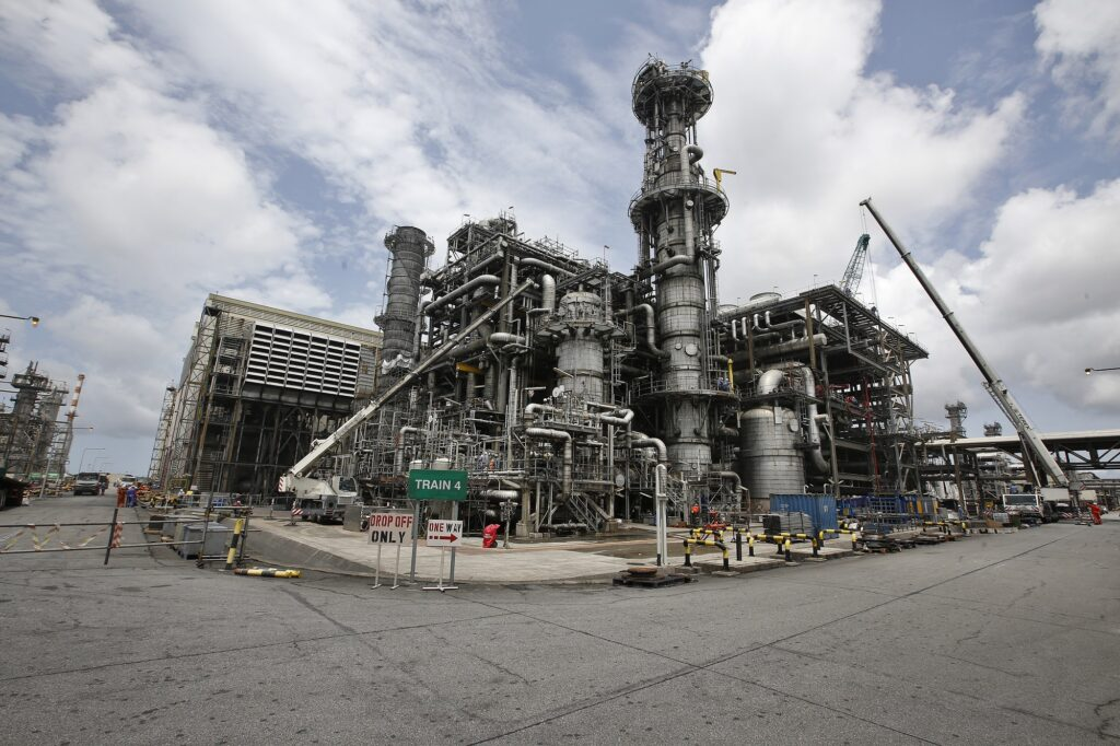 Air Products scores Nigeria LNG's Train 7 project; LNG technology