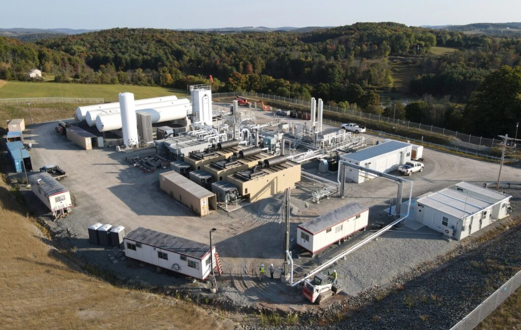 Pivotal LNG expands with new Towanda LNG facility
