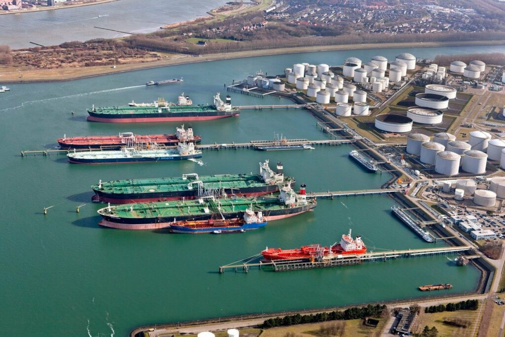 Horisont Energi and Port of Rotterdam join forces on blue ammonia shipping