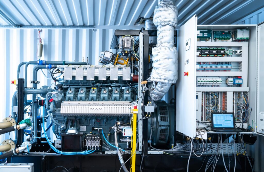 MAN Rollo equips Parsifal series LNG tankers with generator sets