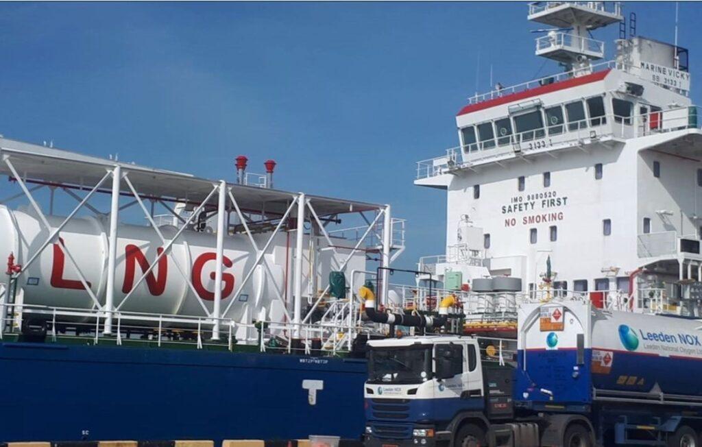 Pavilion Energy wraps up milestone LNG bunkering in Singapore