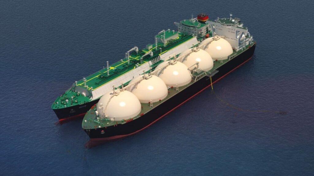 Energía del Pacífico LNG-to-power ; Singapore's BW Tatiana FSRU headed to El Salvador