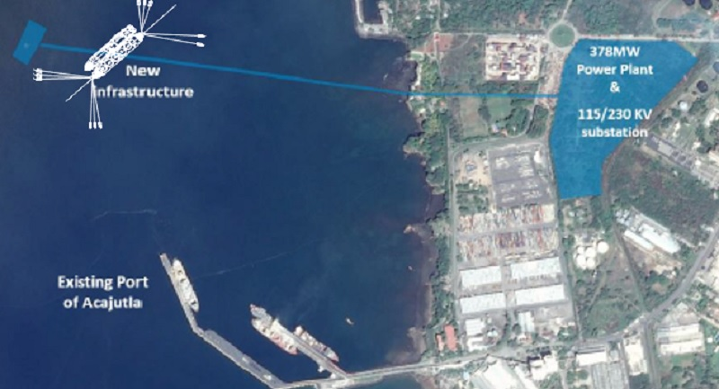 Singapore's BW Tatiana FSRU headed to El Salvador
