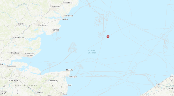Exposed power cable found at BritNed interconnector