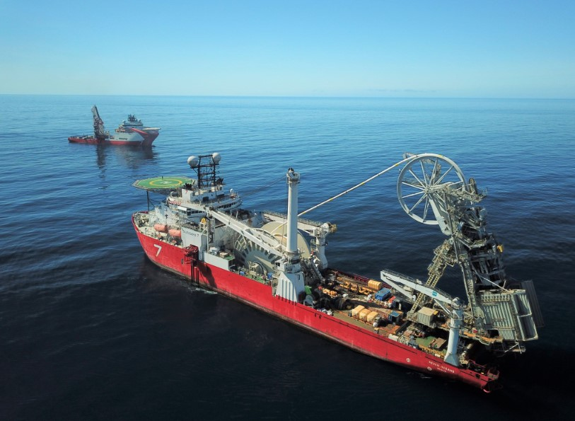 CRA pipeline in place at Julimar phase 2 project