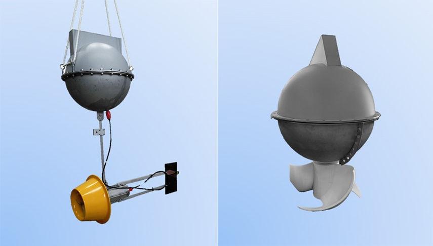 Image showing Energy Harvesting Smart Buoys (Courtesy of Kyocera)