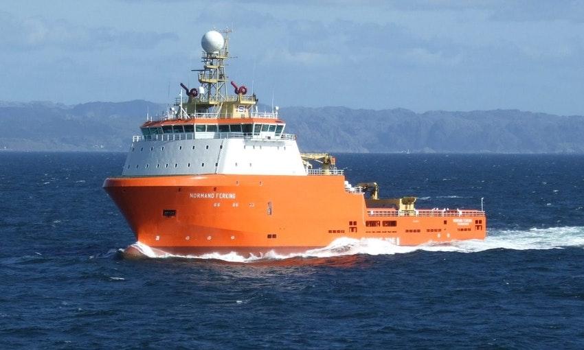Normand Ferking vessel - Solstad