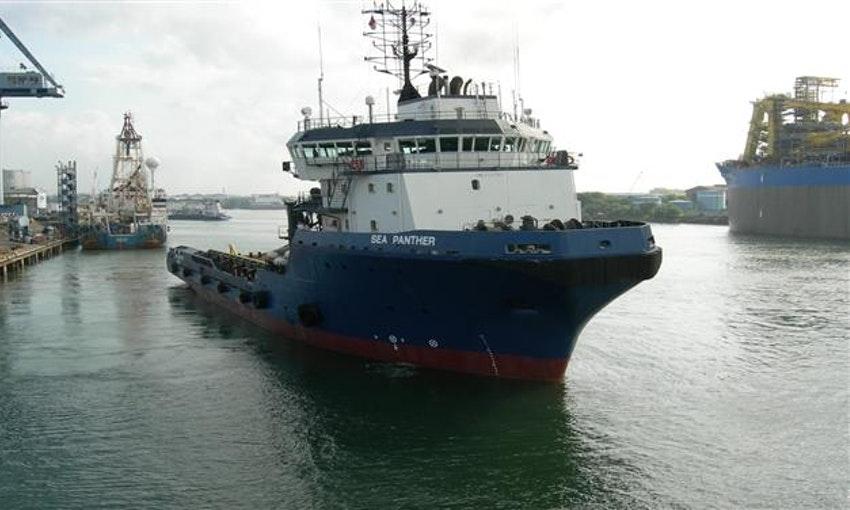 Sea Panther - Solstad