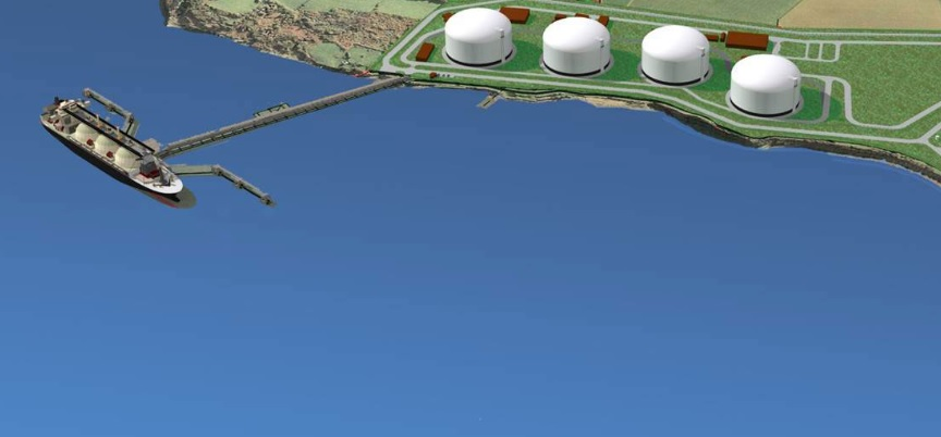 LNG terminal; Shannon LNG goes for another permission, faces oposition