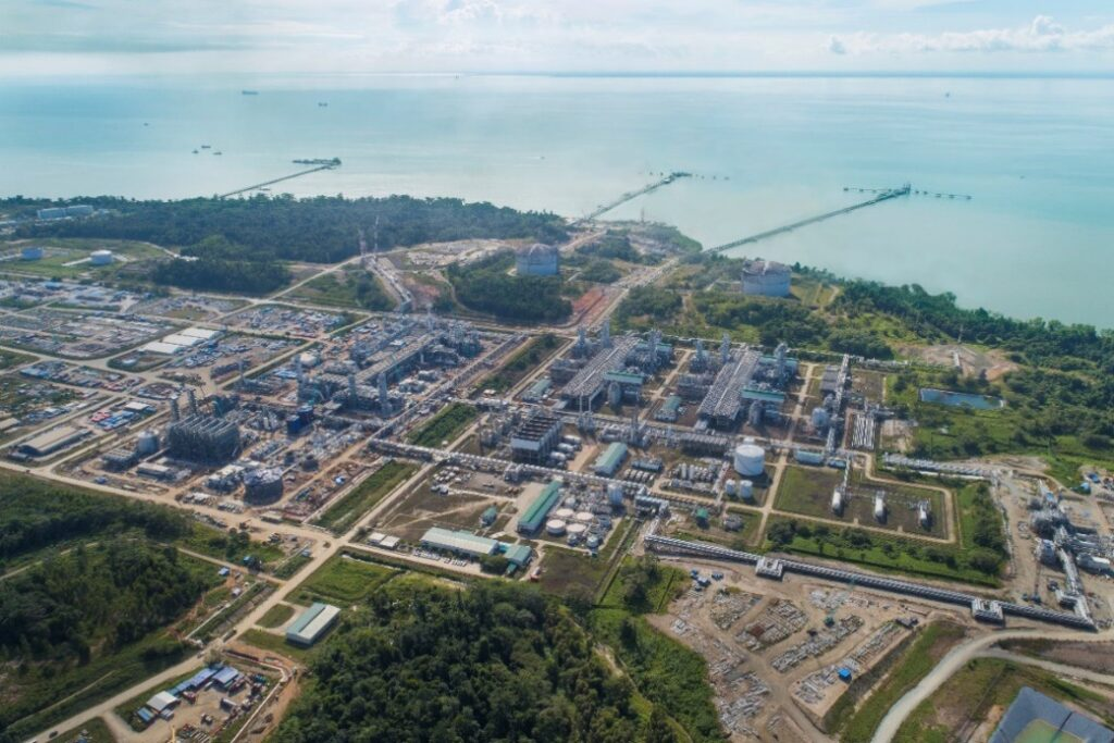 CCUS project approved for Indonesia's Tangguh LNG