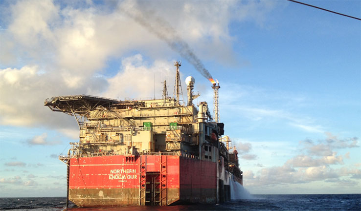 Northern Endeavour FPSO -  Australian government