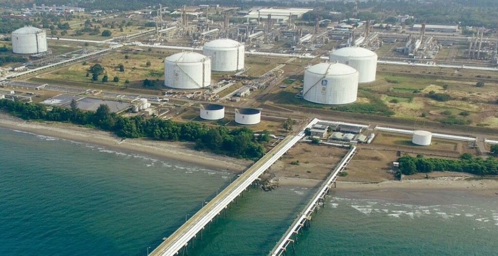 Pertamina and TotalEnergies to cooperate on use of Arun LNG