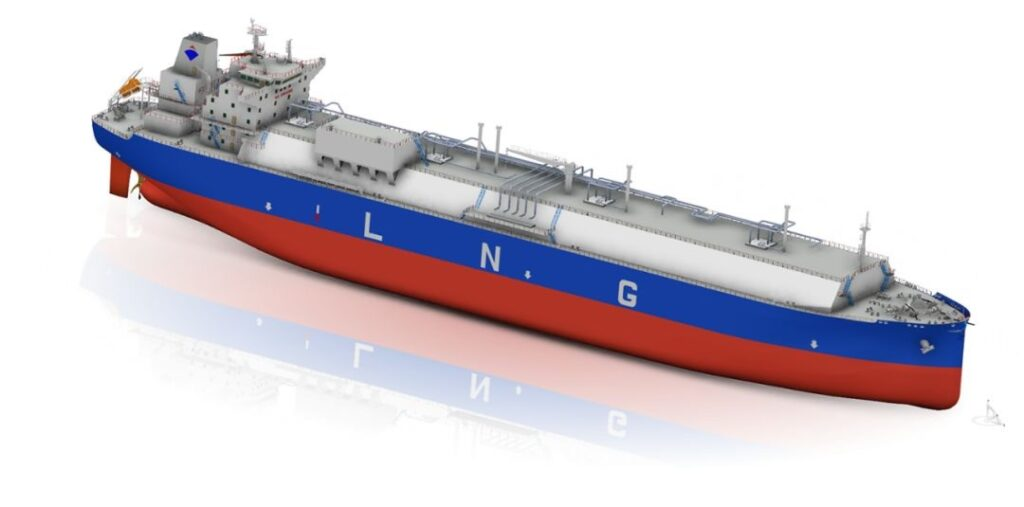 Jiangnan Shipyard choses GTT tank design for Jovo's LNG carrier