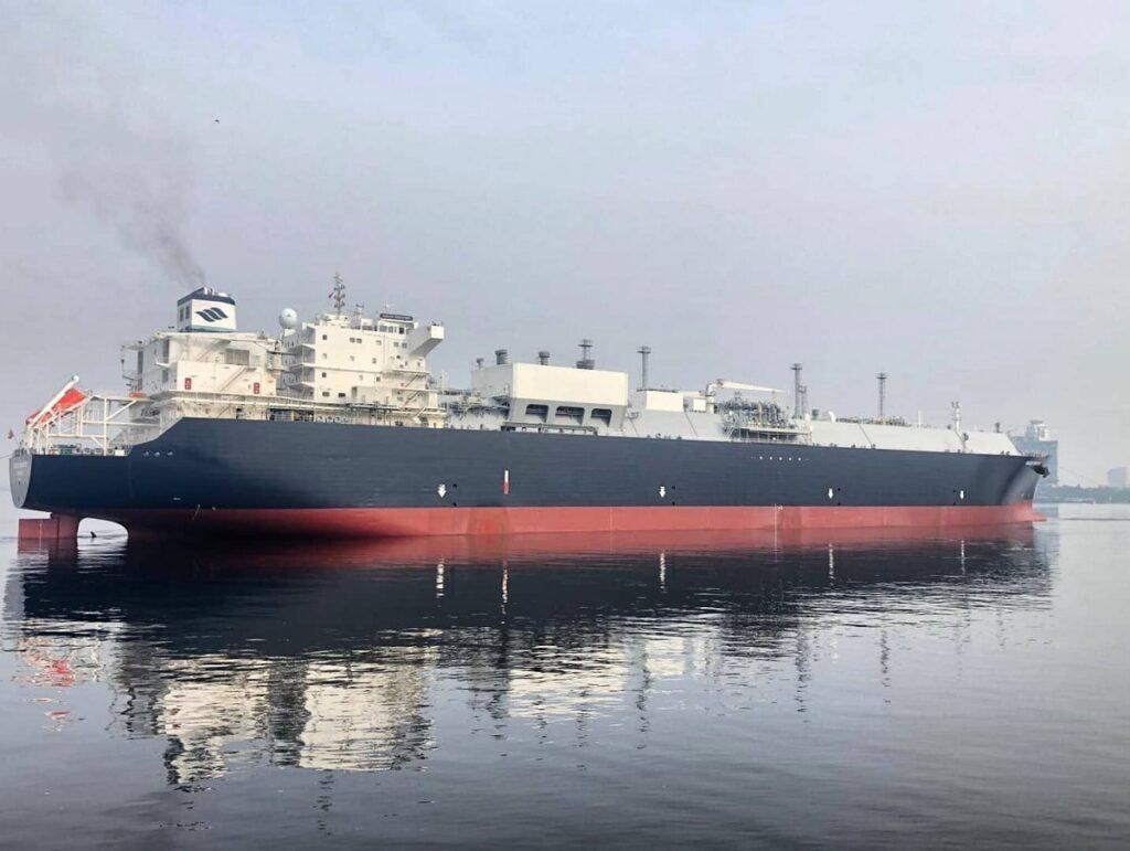 GasLog wraps up LNGC to FSU conversion