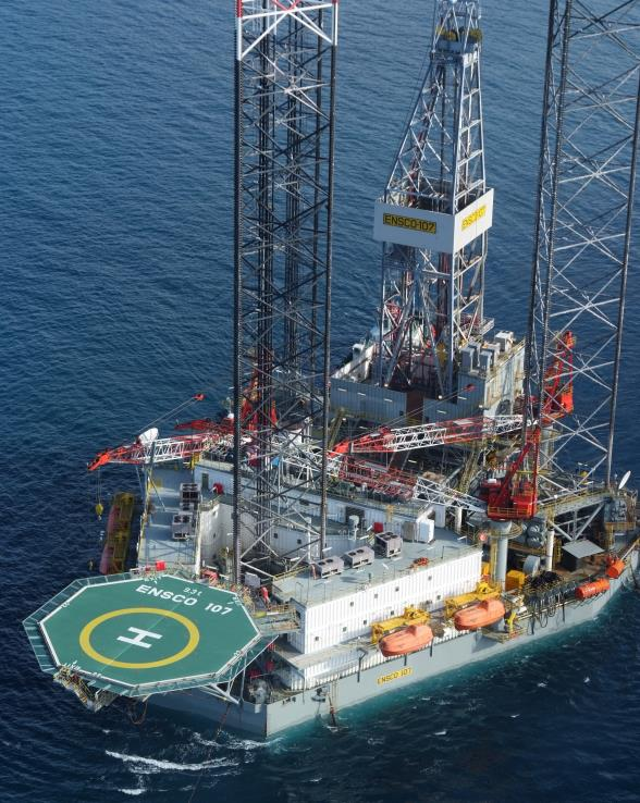 Valaris JU-107 - Carnarvon Petroleum