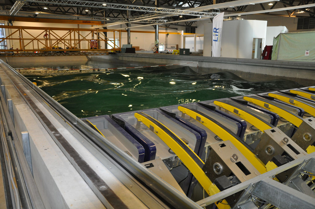 Photo showing the Deep Ocean Basin at Lir NOTF (Courtesy of Lir NOTF)