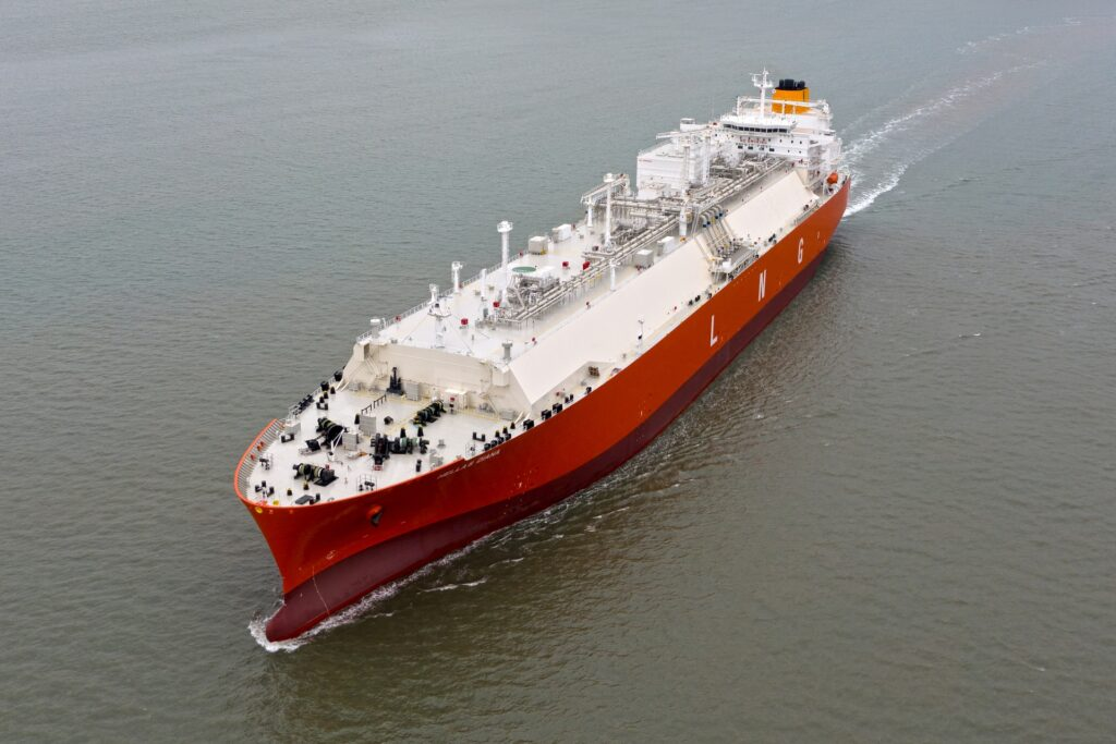 Latsco takes delivery of LNG carrier Hellas Athina
