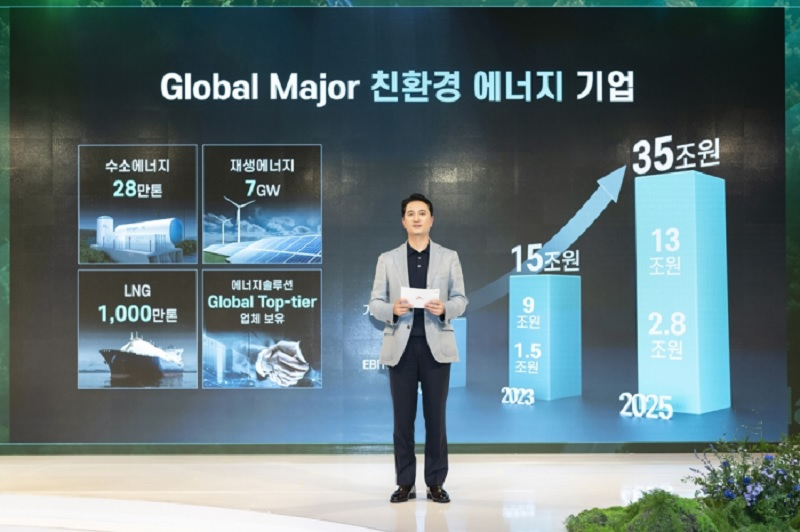 green energy; SK E&S strives to become leading hydrogen provider by 2025