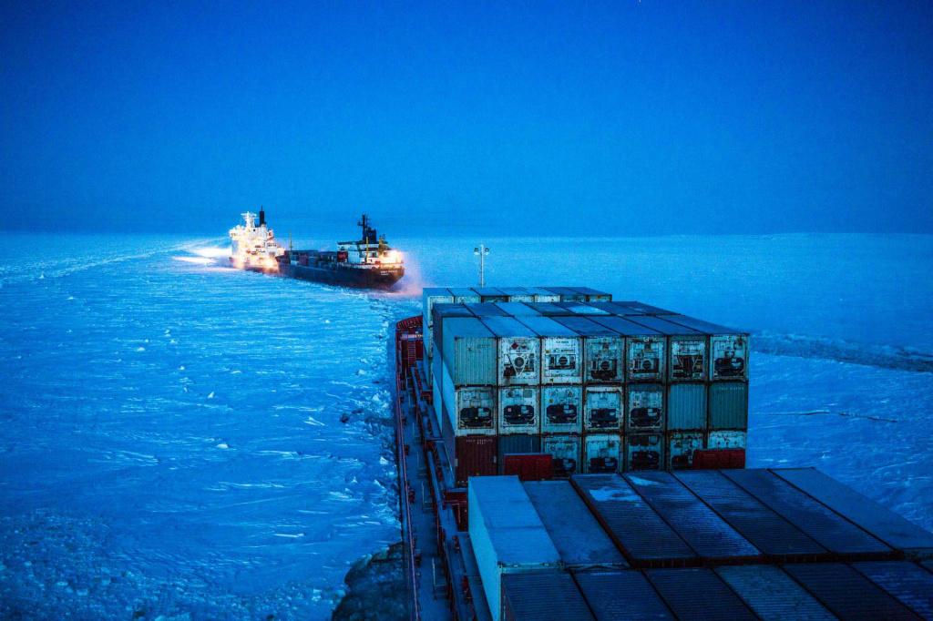 Nornickel in LNG-fueled icebreaker deal