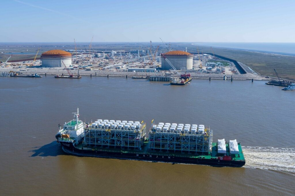 U.S. LNG export; PGNiG to purchase more LNG from Venture Global LNG