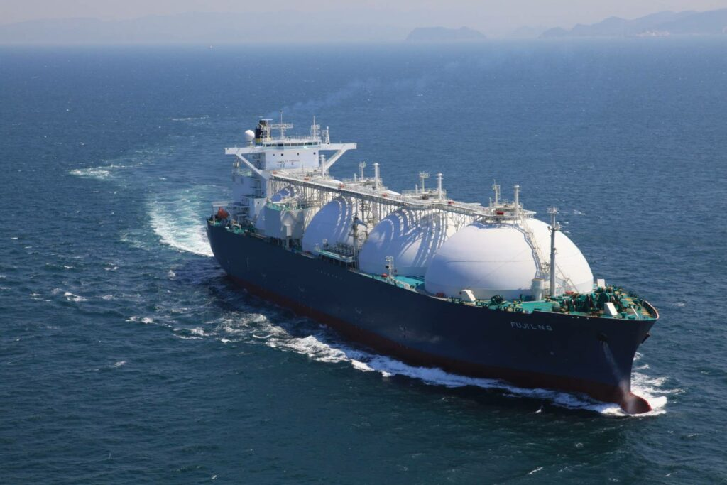 Taiwan's CPC Corp receives carbon offset LNG cargo from BP