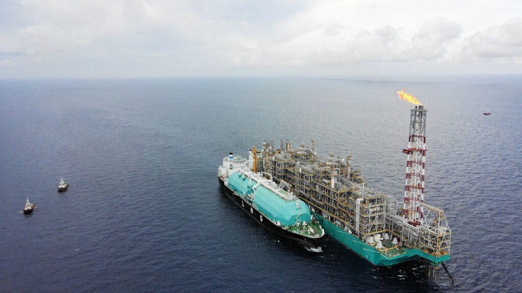 Petronas chooses BASF gas treatment tech for its 2nd FLNG