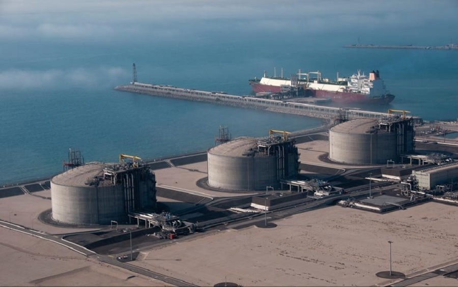 Elengy marks 100th LNG ship reloading operation