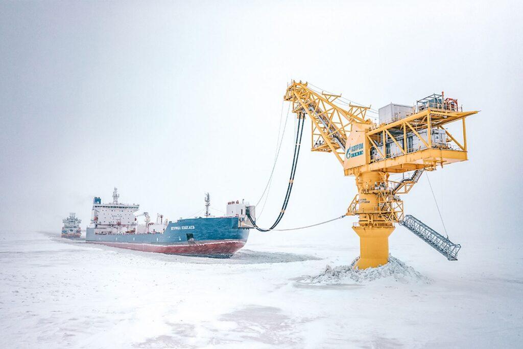 Gazprom Neft and Sovcomflot partner for low-carbon marine fuels