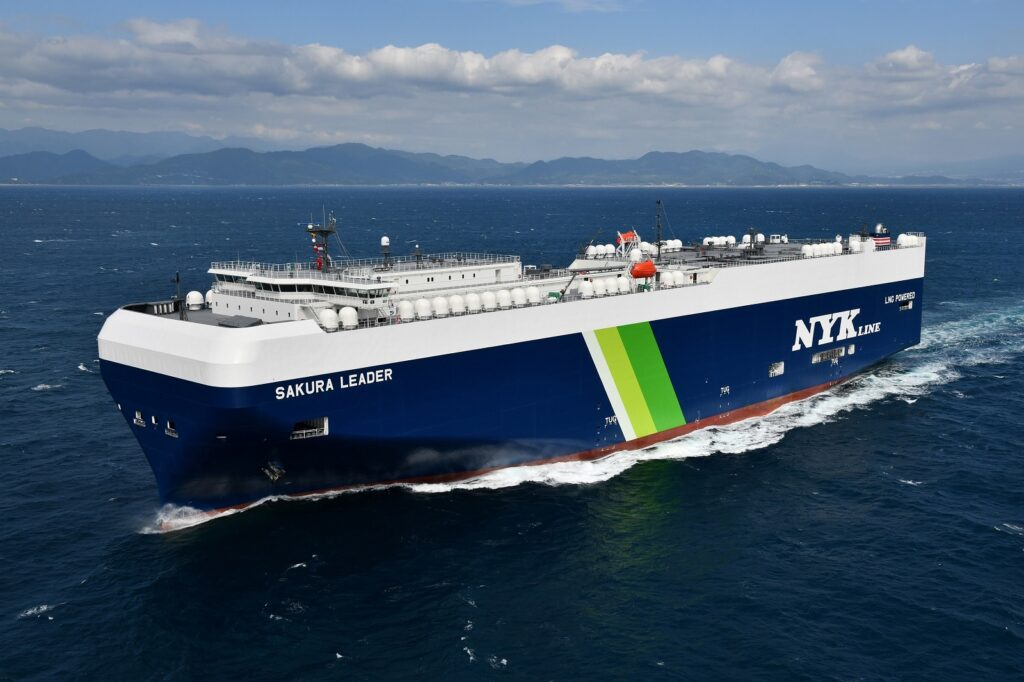 SEA-LNG: LNG-fueled vessel orders grew 30% in 2021