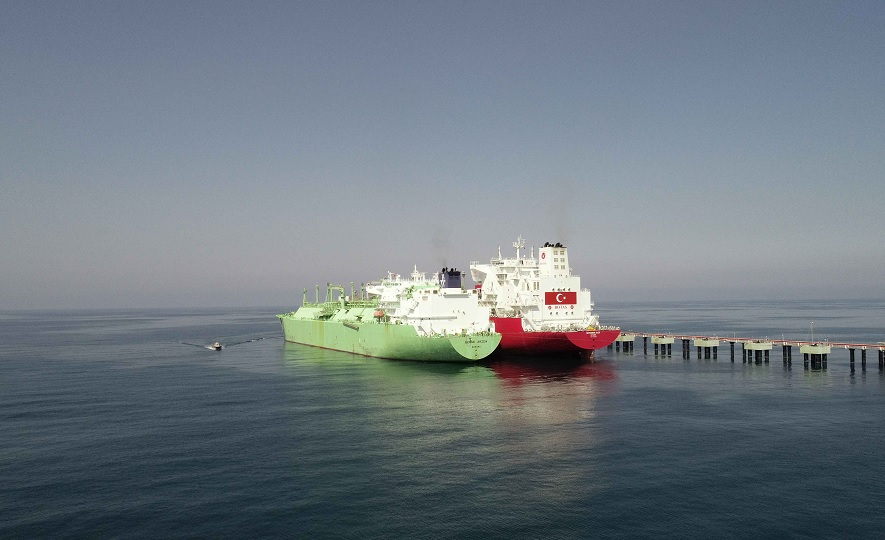 Botas; Turkey all set for LNG bunkering hub with 3-party deal
