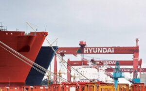 Hyundai Heavy orders GTT tank design for 3 new LNG carriers