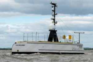 SEA-KIT USV first to demonstrate hydrogen fuel cell technology