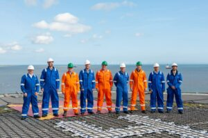 Trio to develop concept for green hydrogen production on converted jack-up rig