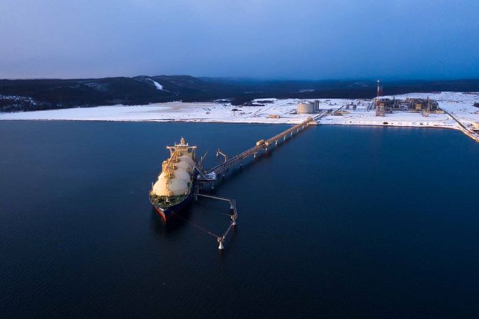 LNG; Gazprom and Shell talk Sakhalin II project and more