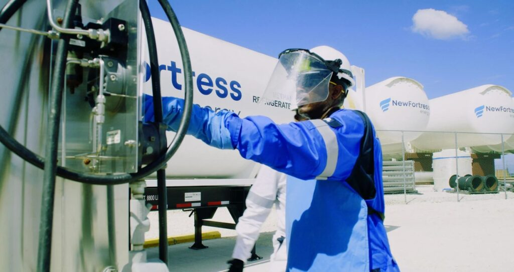 New Fortress Energy executes $725M shipping term loan facility