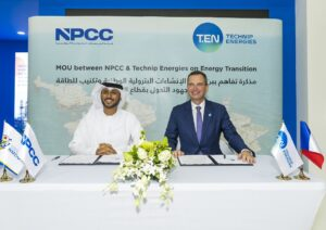 Technip Energies and NPCC to advance energy transition in UAE