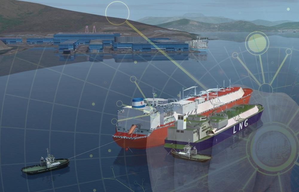 LNG bunkering operations simulator SiBunker in development